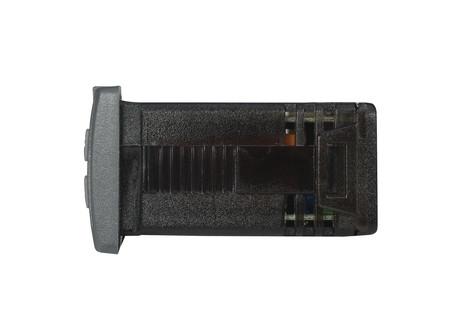 <p>Vista laterale regolatore di temperatura 32x74 - ATR121-</p>