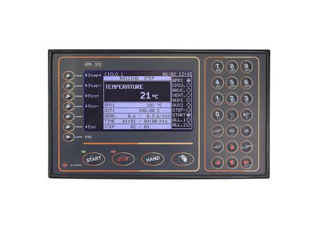 <p>Terminale grafico panel pc per forni ATR313 Pixsys srl&nbsp;</p>