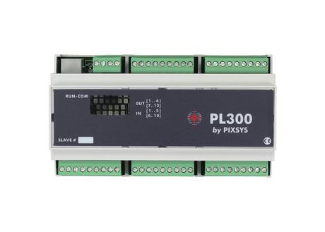<p>Modulo acquisizione e attuazione-PL300</p>