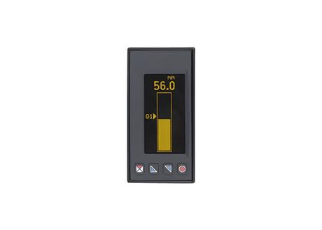 <p>Vista dell'STR551 in modalit&agrave; gestione allarmi con illuminazione.&nbsp;</p>