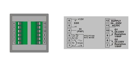 <p>schema di collegamento termoregolatore pid 48x48&nbsp;</p>