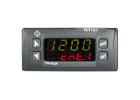 <p>Timer contatore multifunzione TCT101</p>