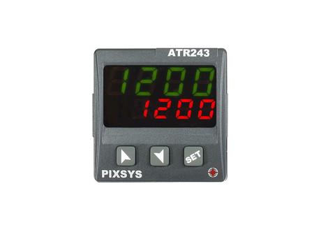<p>termoregolatore pid 48x48 mm 1/16 din -ATR 243-singolo loop di controllo, tre setpoint.</p>